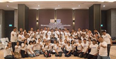มพบ. จัดโครงการ 'เยาวชนอาสาเพื่อรถโดยสารสาธารณะปลอดภัย' (Volunteer Safe Thai Bus)